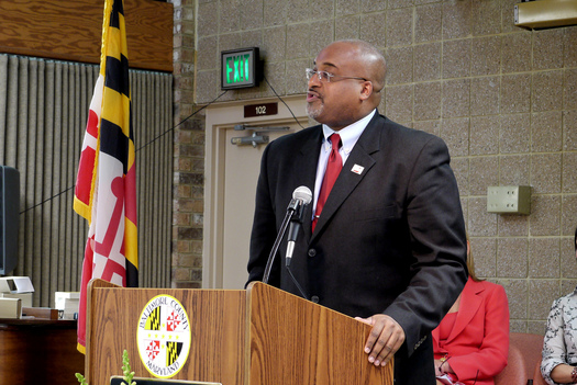 AARP leader Rawle Andrews Jr. has been honored for working to provide services for the half-million veterans who call Maryland home. (AARP)