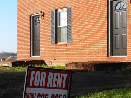 Legislation to help protect renters across Kentucky by standardizing landlord-tenant leases statewide goes before a House committee today. (Greg Stotelmyer)