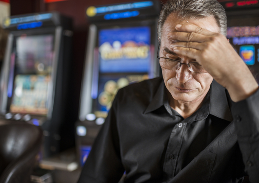 March is Problem Gambling Awareness Month, and Minnesota's Department of Human Services is urging loved ones to seek help for people facing addiction. (iStockphoto)