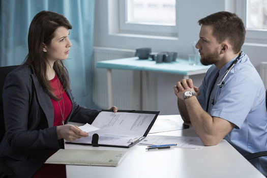 As legal issues present challenges for some low-income Minnesotans' health, new Medical Legal Partnerships have expanded their access in more rural parts of the state. (iStockphoto)