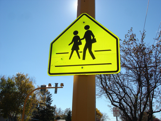 Twenty-seven percent of traffic fatalities in New York state are pedestrians or bicyclists. (Kt Ann/flickr.com)