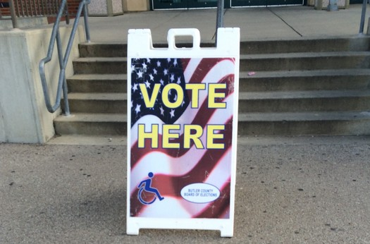 Campaign trail disorder can impact voter decisions. (M. Kuhlman)