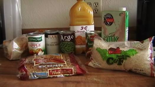 New food-stamp regulations are going into effect in Maryland next month, and food pantries may not be able to handle the influx. (Virginia Carter)