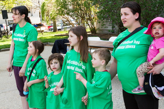 Supporters of a bill in the New Hampshire Legislature say their goal is to make it easier for families to access mental health services for children. (NH Children's Behavioral Health Collaborative)