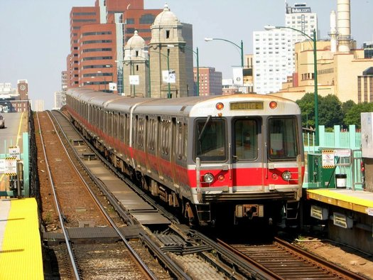 A new analysis of MBTA data finds the agency is $600 million short for the most basic repair goals over the next five years. (Adam E. Moreira)