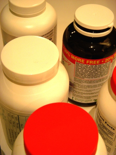 One tip from experts to help avoid accidental poisoning: Prescription medications should stay in their original containers. (krosseel/Morguefile)