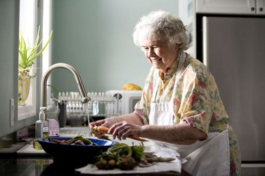 Community Services for the Elderly helps seniors remain in their own homes, but it has a long waiting list. (Cade Martin, Dawn Arlotta/publicdomainimages)