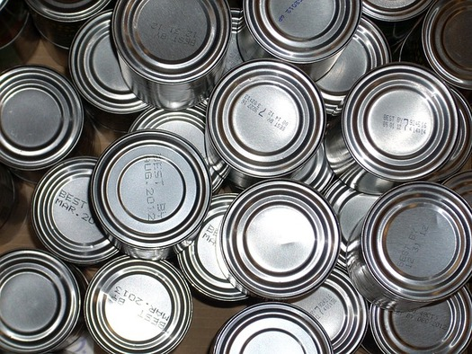 Test results released this week showed 67 percent of food cans tested had BPA in the lining. Campbell's says it's already working on BPA-free cans. (Pixabay)