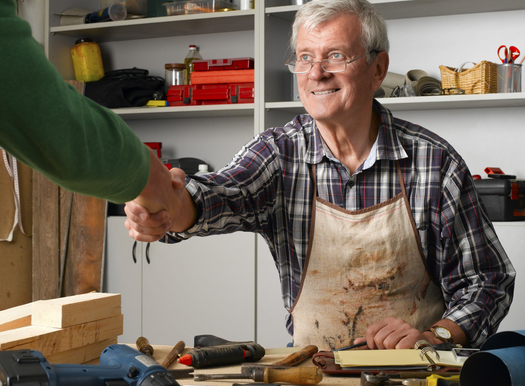 Research shows people over 55 are starting a new business at a slightly higher rate than people ages 20-34, and AARP North Dakota is hosting a series of workshops to help them succeed. (iStockphoto)