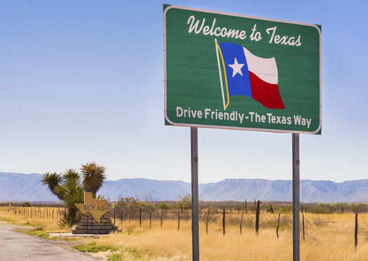 Texas welcomed 490,000 new residents from July 2014 and July 2015, according to the U.S. Census Bureau. (DavidSucsy/iStock)