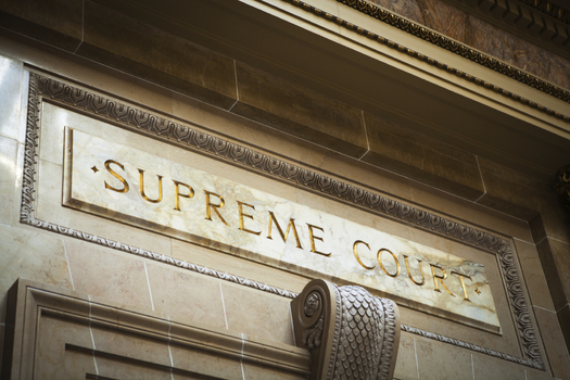 Some unions are cautiously optimistic over a split Supreme Court decision upholding a decades-old law that supporters say protects collective-bargaining rights for workers. (iStockphoto)