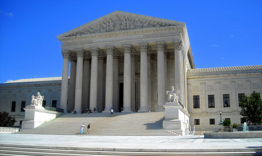 The U.S. Supreme Court ruled states can draw election districts based on total population. (Josh/Flickr)