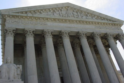 The U.S. Supreme Court ruled states can draw election districts based on total population. (Ken Chan/Flickr)