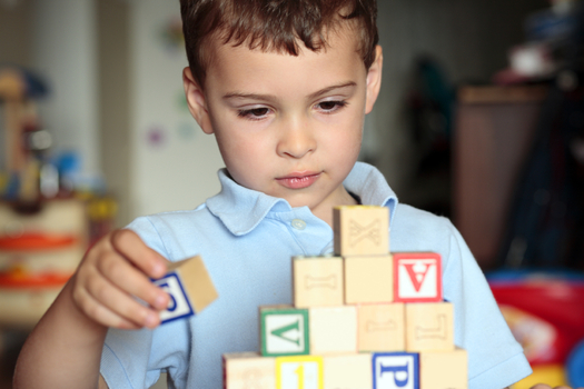 A new report from the CDC shows boys are much more likely to be diagnosed as autistic, while the overall rate of diagnoses has leveled out. (iStockphoto)