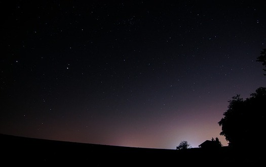 Some experts contend light pollution has negative impacts on the environment and health, and wastes energy. (Pixabay)