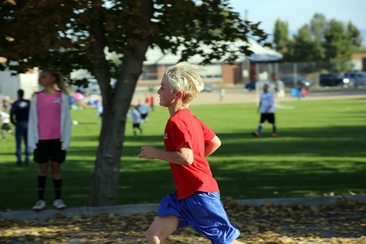 Colorado students would benefit from stronger physical education requirements, according to a new report. (Pixabay)