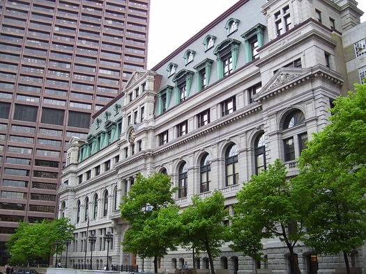 The future of mandatory minimum sentencing is now in the hands of the Massachusetts Supreme Judicial Court. (Swampyank/English Wikipedia)
