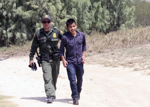 Complaints have been filed against U.S. Border Patrol agents for confiscating money and belongings from people prior to deporting them to Mexico. (vichinterlang/iStockphoto)