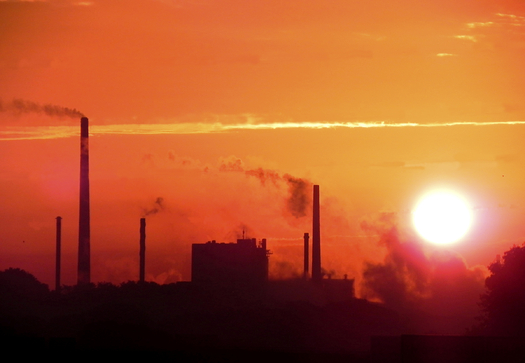 A new survey of air-quality alerts for ozone and particle pollution lists several North Dakota county rankings as slipping for the first time in years. (iStockphoto)