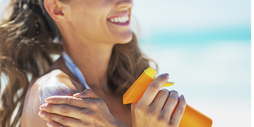 The current SPF rating is based on whether sunscreen can prevent burning from the sun, not skin cancer. (iStock)