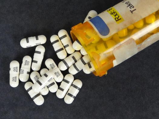 This Saturday is National Prescription Drug Take-Back Day, which is designed to keep people's extra medications out of the hands of addicts. (dodgerton skillhause/Morguefile)
