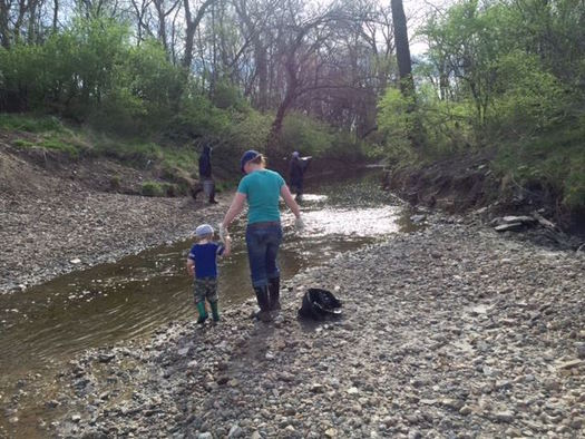 About 40 miles of streams have been formally adopted in Iowa, leaving hundreds of miles more in need of volunteers to help clean them up. (GoAdoptaStream.com)