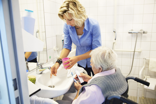 Gov. Dayton is expected to sign a bill into law this week to ensure family caregivers get more training when patients are discharged from the hospital. (iStockphoto)