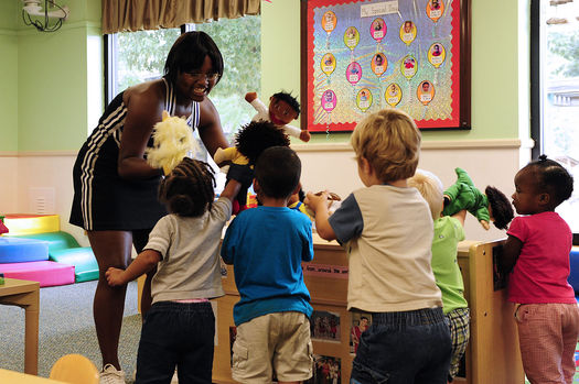 A new report finds families in New Hampshire are spending about $12,000 a year for child care, and the lack of state-funded pre-kindergarten put it out of reach for many working families. (H Brady)