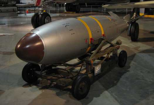 A Boston-based peace group says President Barack Obama needs to bring some concrete nuclear-disarmament proposals when he visits Hiroshima later this month. (ChairBoy via wiki).