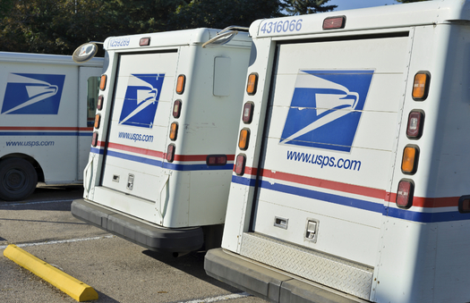 As part of a nationwide annual food drive, this weekend North Dakota's postal workers will be pulling double duty as they help pick up and deliver food donations. (iStockphoto)
