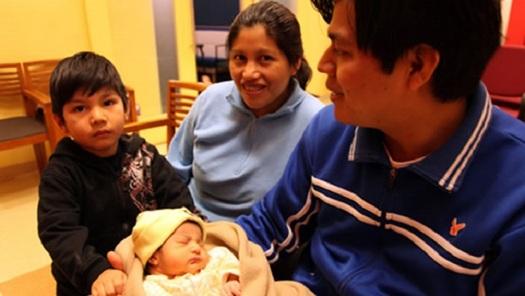 Nine of 10 Hispanic adults in Prince George's County don't have health insurance. (La Clinica del Pueblo)