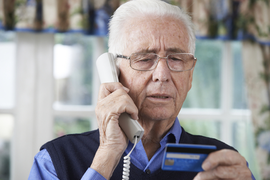 Wisconsin is getting hit with a rash of calls from scammers posing as IRS agents, demanding payment for nonexistent back taxes. (Highwaystarz Photography/iStockphoto)
