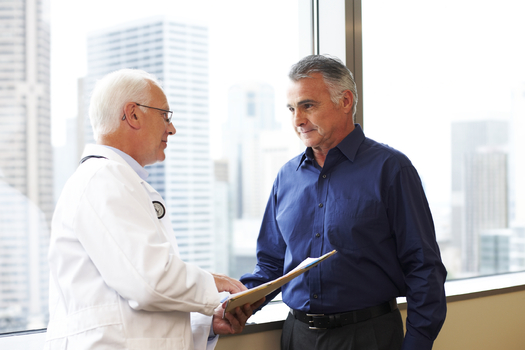 As part of National Stroke Awareness Month, health experts are urging South Dakotans to speak with their doctors about their risks, including high blood pressure. (iStockphoto)