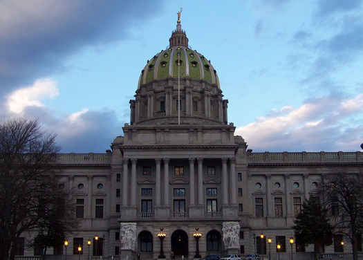 Pennsylvania has been named one of the �Terrible Ten� worst states for tax fairness. (Jason/Flickr)