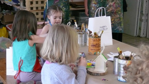 Advocates are pushing for better ways to help parents navigate the child care system and for more money to help them cover the costs. (Greg Stotelmyer)