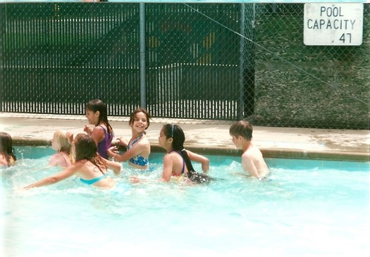 Public pools and water parks can be dangerous. The CDC examined test results and inspections from around the nation and found eight of 10 violated at least one health or safety code. (Virginia Carter)