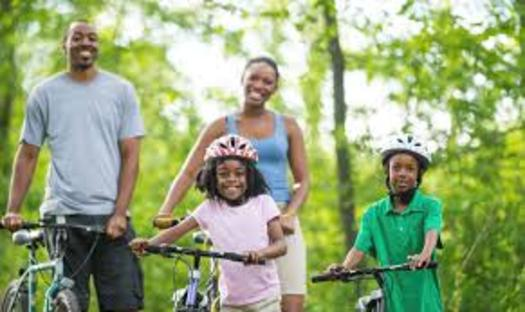 Children of color and from low-economic households have higher rates of asthma and more severe symptoms. (CDC)