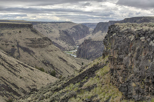 The Owyhee Canyonlands are sometimes called the Grand Canyon of Oregon. (Bureau of Land Management)