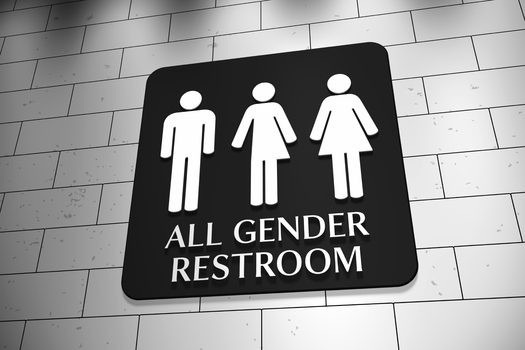 Texas is getting an earful from civil-rights advocates over its lawsuit challenging recent federal guidance to schools on the restroom rights of transgender students. (faull/iStockphoto)