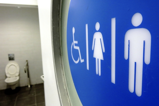 Arizona is getting an earful from civil-rights advocates over its lawsuit challenging recent federal guidance to schools on the restroom rights of transgender students. (tzahiv/iStockphoto)
