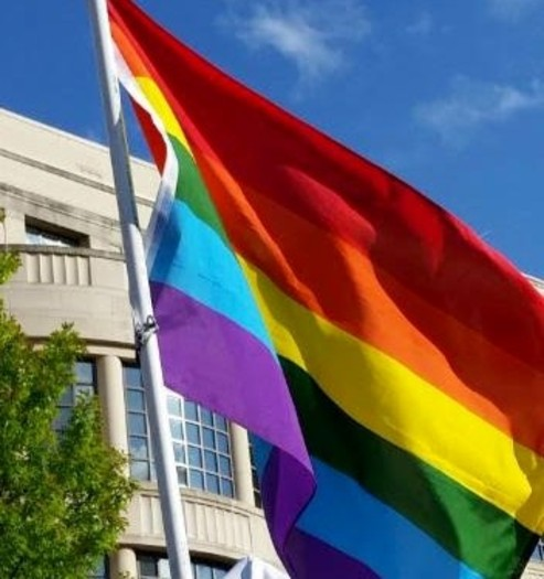 A new report says transgender people are targeted and mistreated in the U.S. justice system. (Greg Stotelmyer)
