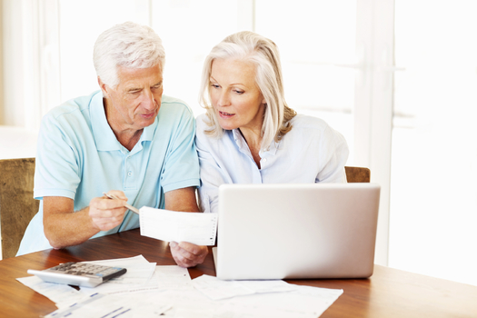 A new survey shows most Americans are worried they won't have enough money for retirement. (iStockphoto)