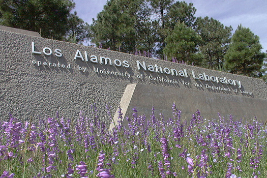 Nuclear Watch New Mexico has sued the operators of the Los Alamos National Laboratory for failing to meet deadlines under a court order to clean up nuclear waste. (Dept. of Energy)