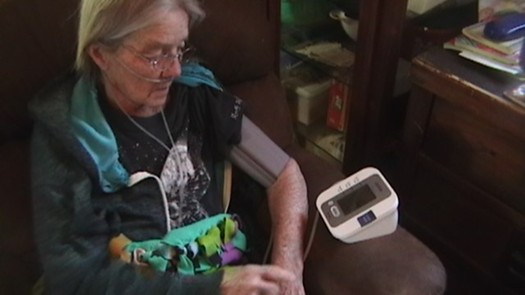 Arkansas' death rate from stroke is the highest in the U.S., and doctors say getting blood pressure under control will reduce those numbers. (Virginia Carter)