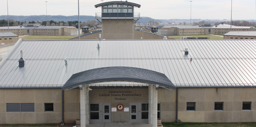 The federal government's plan to add 1,900 new isolation cells at the Thomson Correctional Center is being opposed by some Illinois activists. (Federal Bureau of Prisons)