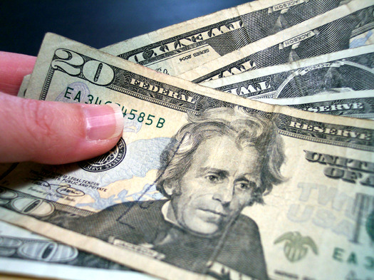 About 12 million Americans borrow cash from a payday lender each year. (cohdra/morguefile)