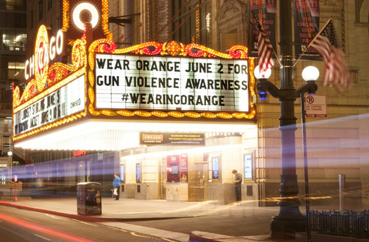 People across Illinois are taking part in National Gun Violence Awareness Day by wearing orange to honor those who've died from gun violence. (Wear Orange)