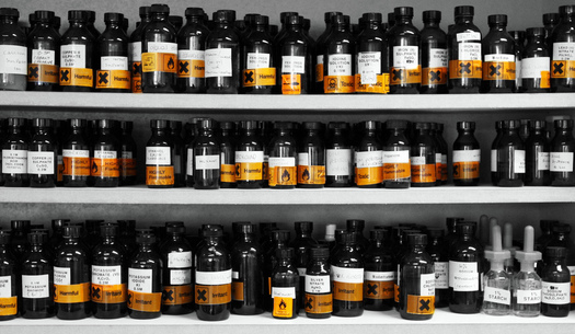 Of more than 80,000 chemicals sold, only about 200 have been tested for safety. (CGP Grey/flickr.com)