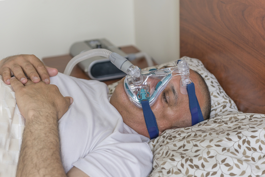 A UW-Health study shows that upwards of 25 percent of all sleep apnea patients cannot tolerate CPAP therapy because they can't stand wearing a mask all night. (Yelena Rodriquez/iStockPhoto.com)