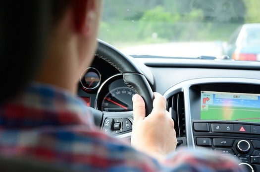 Navigation systems, cell phones, music and passengers can be driving distractions. (Pixabay)